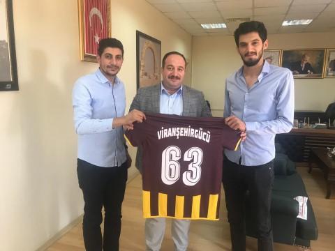 Viranşehir belediyesinden amatör spor kulüplerine akaryakıt desteği