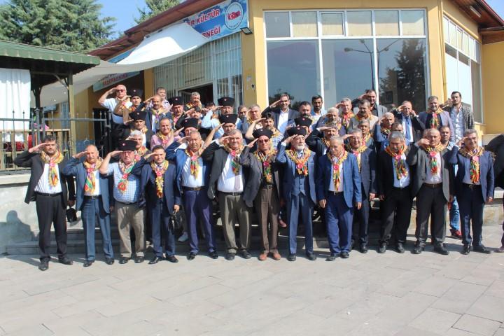 Yörük Türkmen STK'lardan Barış Pınarı Harekatı'na destek