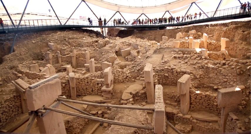 12 bin yıl öncesine tarihi yolculuk