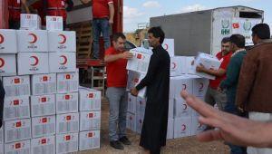 AFAD, Suriye'de Yardım Faaliyetlerine Devam Ediyor