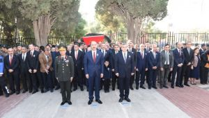 Gazi Mustafa Kemal Atatürk, Şanlıurfa'da Anıldı