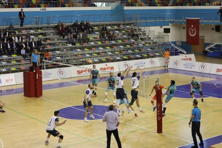Haliliye Belediyespor, galibiyet serisini 3'e çıkardı