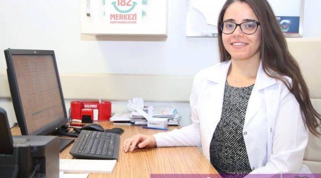 Bölgedeki tek bayan ortopedi uzmanı Şanlıurfa'da