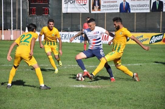 Hekimoğlu Trabzon FK: 5 - Şanlıurfaspor: 0