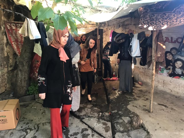 Kanser Hastası Birgül'e Umut Oldu