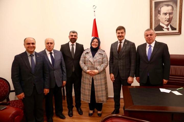 Mardin'in tüm sorunlarını Ankara'ya taşıdılar