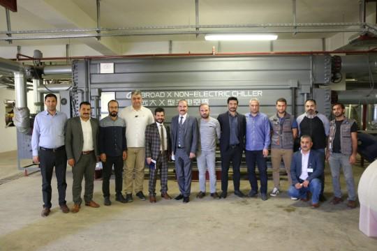 Şanlıurfa Eğitim ve Araştırma Hastanesi kendi elektriğini üretti