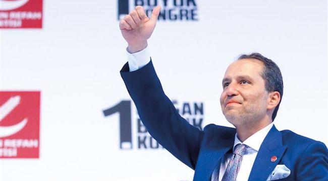 Yeniden Refah Partisi Büyük kongresini yaptı