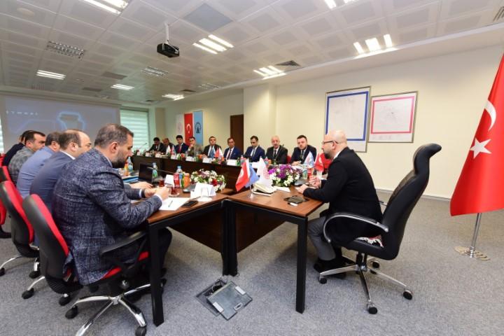 DHMİ ilk bölge koordinasyon toplantısını Diyarbakır'da yaptı