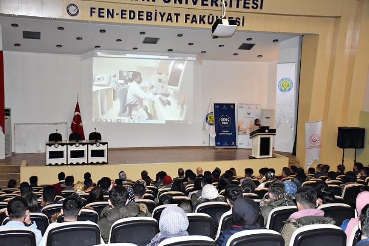 Genç İş Sağlığı Uzmanları HRÜ'de Buluştu(Video)