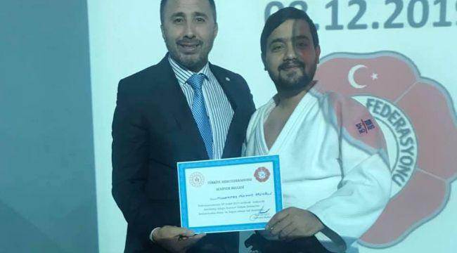 Judocular vize ve gelişim seminerine katıldı