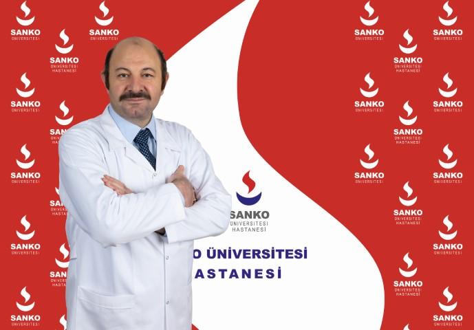 KBB Uzmanı Opr. Dr. Fuat Karakuş Sanko Hastanesi'nde