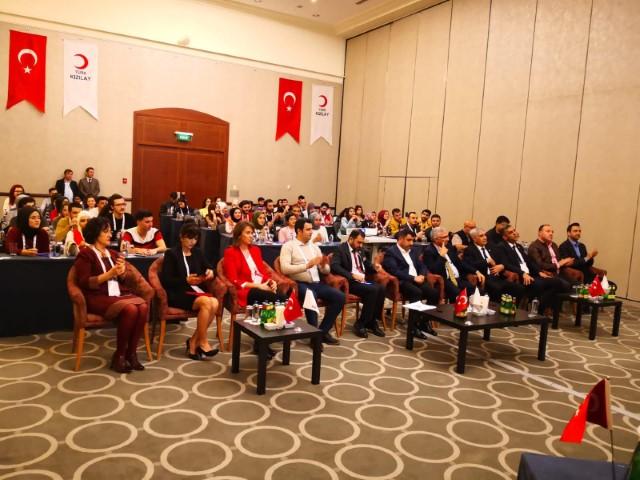 Kızılay'ın Kan Bağışı Farkındalık Çalıştayı başladı