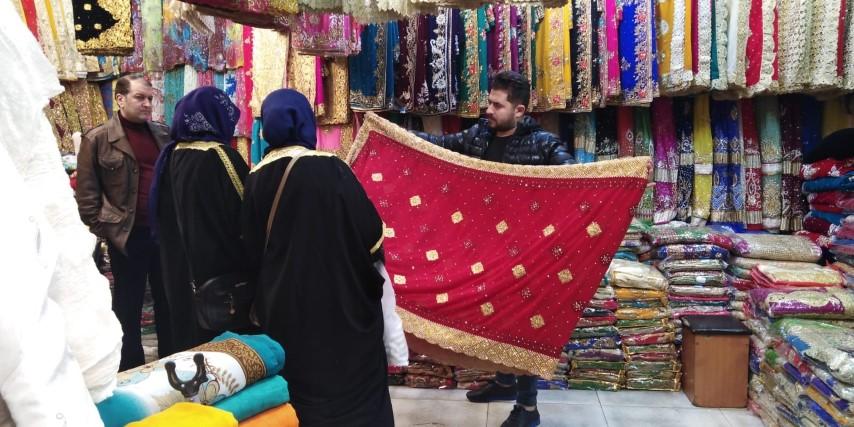 Şanlıurfa'da yöresel kıyafetler düğünleri ışıldatıyor