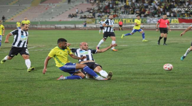 Şanlıurfaspor, Pendikspor'a 4-1 yenildi