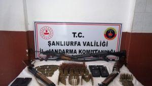 Silah ve Mühimmat Kaçakçılığına yönelik operasyon yapıldı