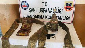Tarihi Eser Kaçakçılığı suçlarına yönelik operasyon yapıldı
