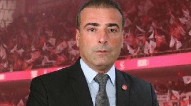Yeniden Refah Partisi il başkanı belli oldu