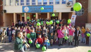 Benim kulübüm Yeşilay projesi Şanlıurfada çoşkuyla gerçekleşti