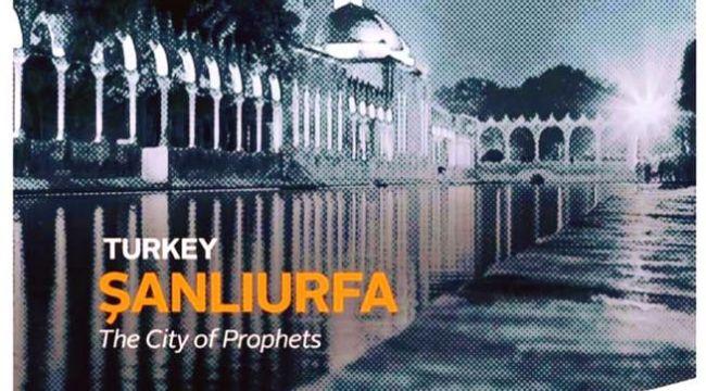 Hedef, 2022'de urfa'nın islam Turizm Başkenti olması
