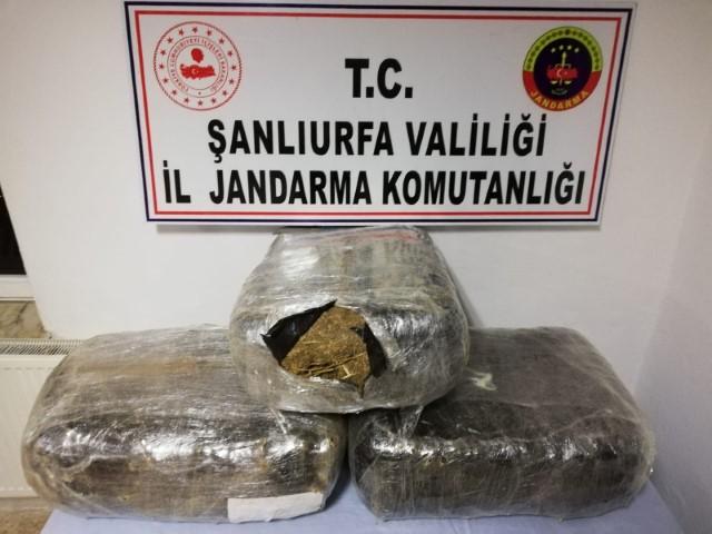 PKK'nın finansal ayağına darbe: 57 kilo esrar ele geçirildi, 3 tutuklandı