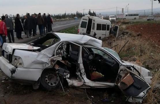Şanlıurfa'daki kazada ölenlerin sayısı 4'e yükseldi