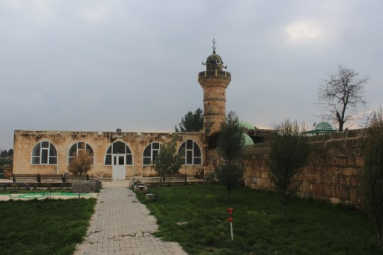 Suruç'taki 9 asırlık Şeyh Müslüm Külliyesi restore edilecek