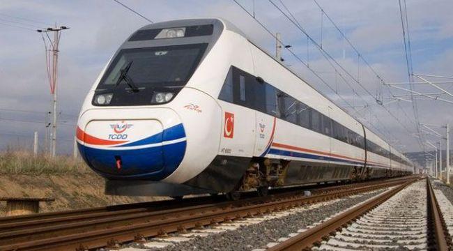 Yıllarca kara tren bekleyen Şanlıurfa hızlı treni bekliyor