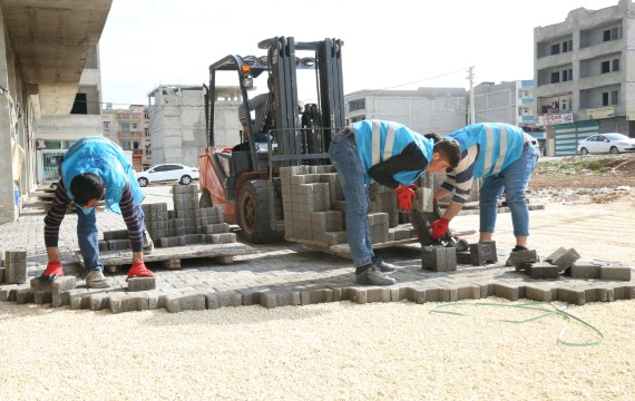 Eyyübiye belediyesinin çalışmaları takdir topluyor (Videolu Haber)