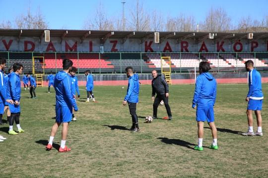 Karaköprü Belediyespor Tokatspor'a bileniyor