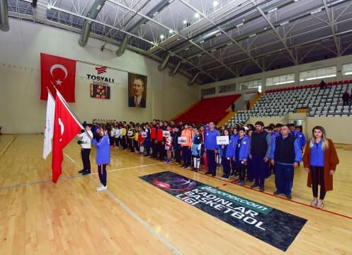Osmaniye'de Anadolu Yıldızlar Ligi Hokey Grup Müsabakaları