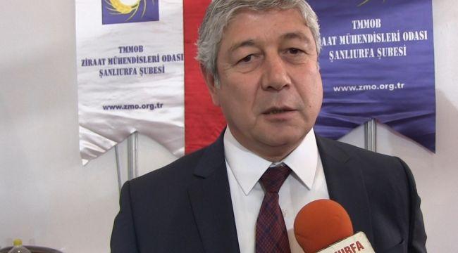 Şanlıurfa'da uluslararası Tarım Fuarı düzenlenmeli (video)