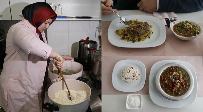 Şanlıurfa'da yaptığı ev yemekleriyle işveren oldu