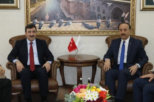 Yılmaz: Güneydoğu Anadolu Bölgesi bir yük değil, varlık