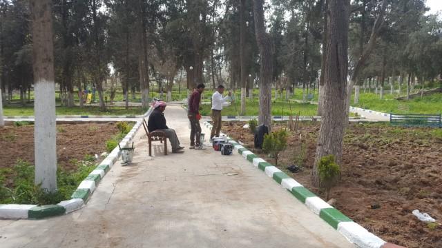 Barış pınarı bölgesinde faaliyetler devam ediyor