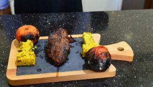 Gastronomi kenti Şanlıurfa'nın yeni lezzeti: