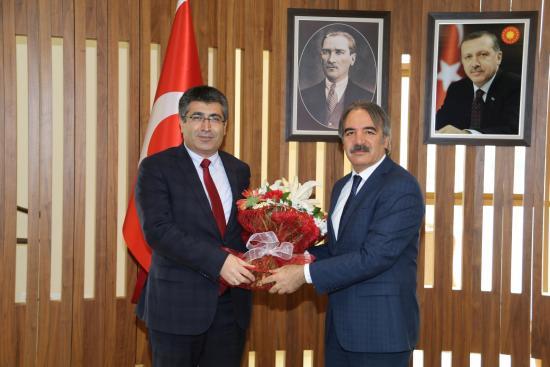 Prof. Dr. Mazhar Bağlı görevinden alındı