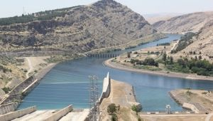 Atatürk Barajı, Harran Ovası'nda 3 milyon dekar alana can suyu olacak