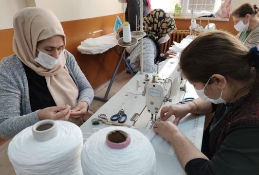 Halfeti'de koronavirüsle mücadeleye önemli katkı