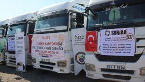 Suriyeli mazlumların sofraları ramazanda bereketlenecek