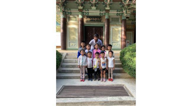 25 yaşında 73 ülkeyi gezdi, özel izinle Kuzey Kore'ye gitti