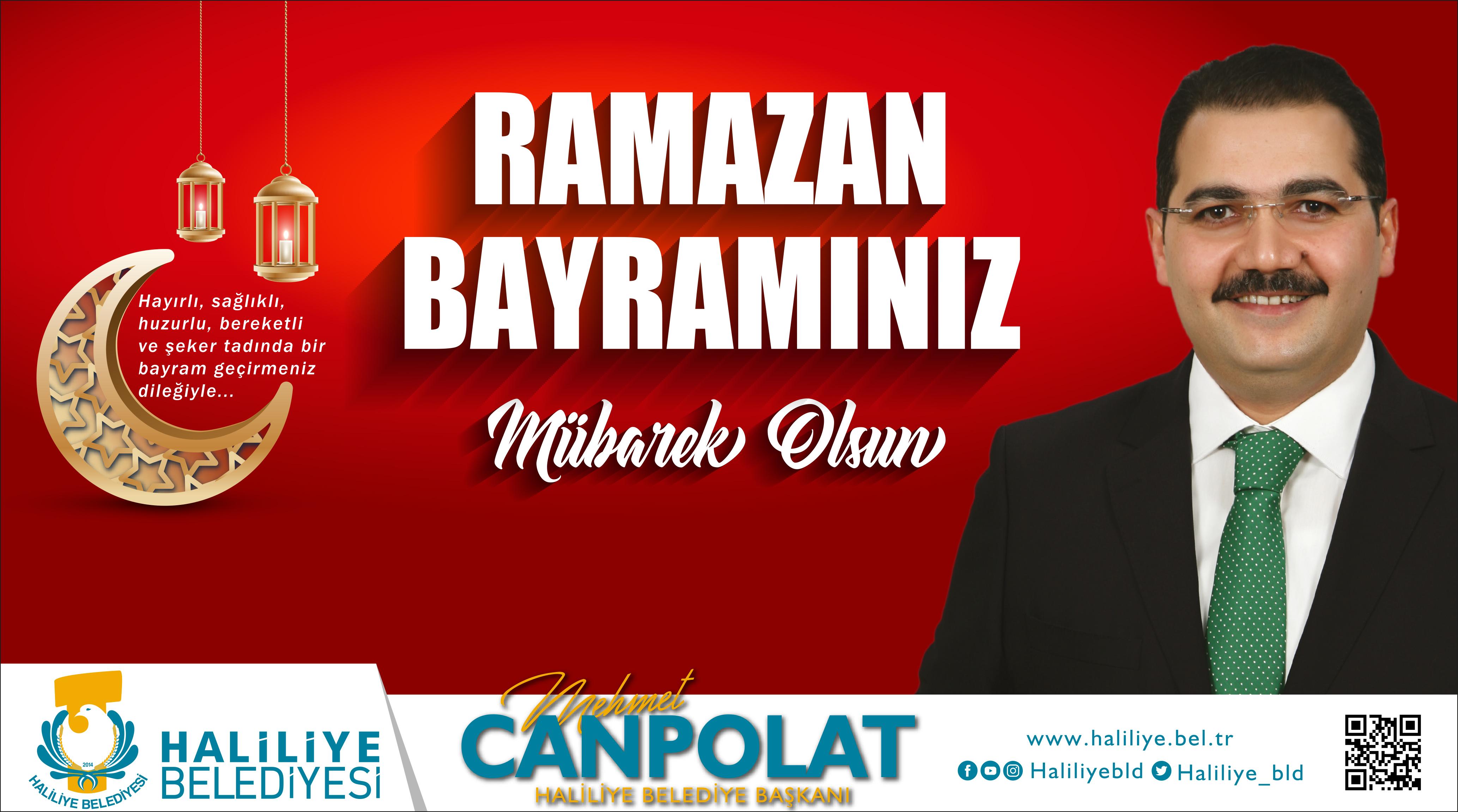 Canpolat'tan Ramazan Bayramı mesajı
