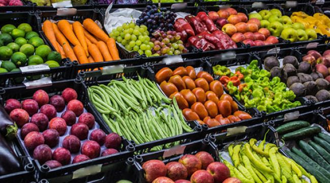 Sebze üretiminin 2020 yılında artması bekleniyor