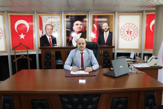 Gençlik Spor il müdürü Eren görevine başladı