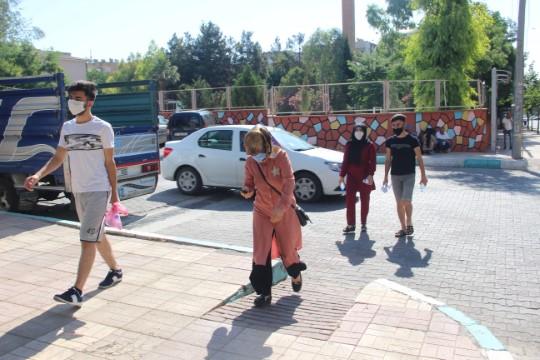 Şanlıurfa'da YKS heyecanı başladı(Videolu Haber)