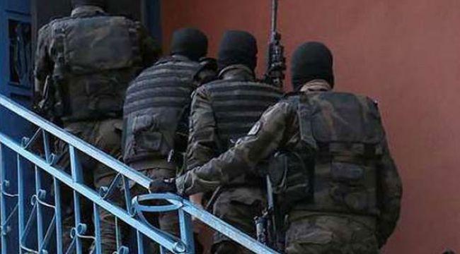 Şanlıurfa ve 5 İl'de Terör örgütü PKK'ya yönelik operasyon