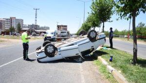 Siverek'te 2 ayrı kazada 6 kişi yaralandı