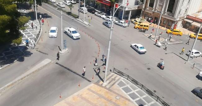 Malatya'daki deprem Şanlıurfa'da hissedildi (Video)