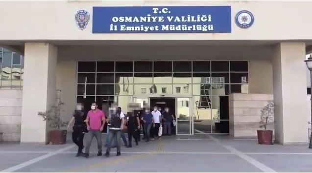Akaryakıt kaçakçılığı operasyonunda Şanlıurfa'da 1 şüpheli yakalandı