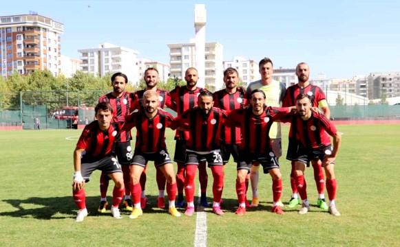 Karaköprü Belediyespor Silivrispor'u ağırladı: 1 - 1